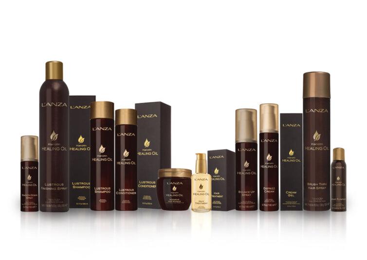 Професионална козметика за коса – Lanza
