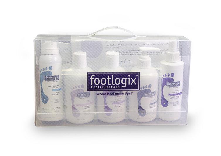Footlogix – професионални продукти за педикюр